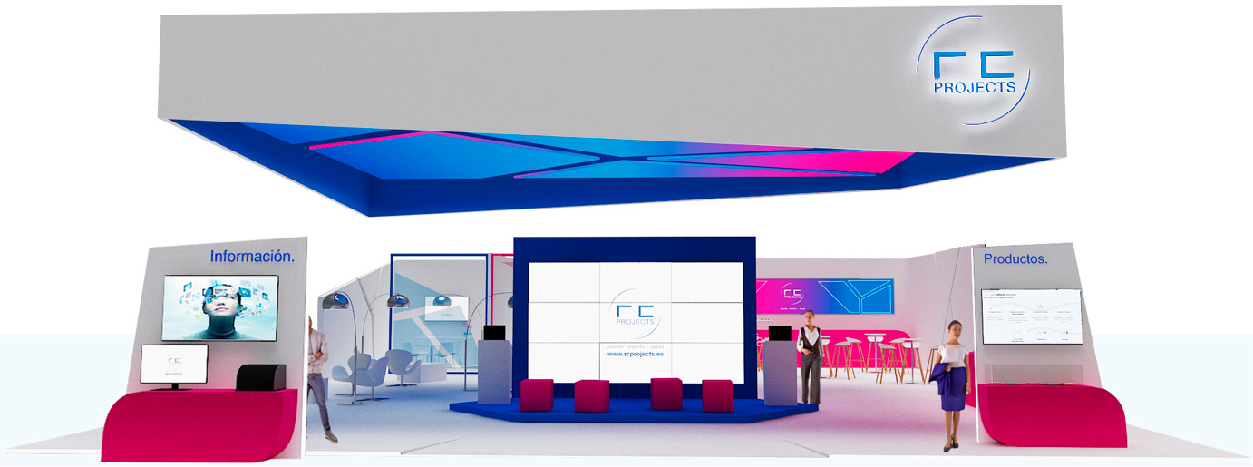 stand central left activo